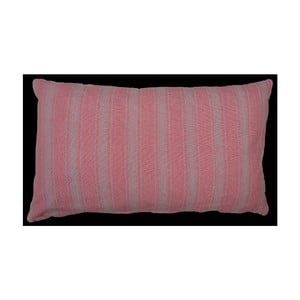 Polštář Linen Pink, 30x50 cm