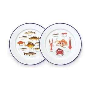 Sada 2 talířů Gift Republic Sea Life