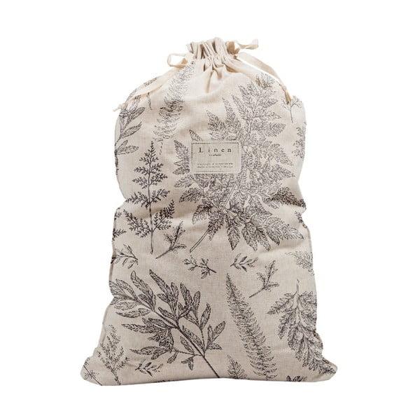 Worek na pranie z domieszką Inu Linen Couture Bag Countryside, wys. 75 cm