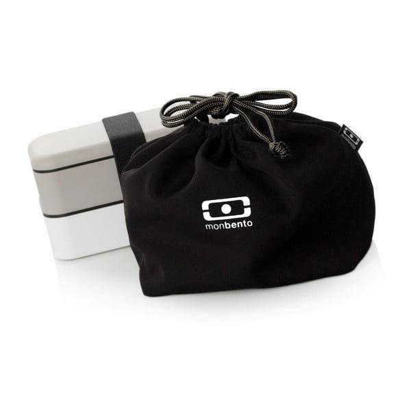 Husă pentru cutie gustare Monbento, negru