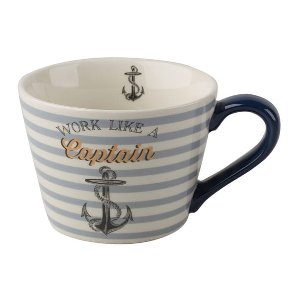 Porcelánový hrnček Creative Tops Captain Pirate, 450 ml