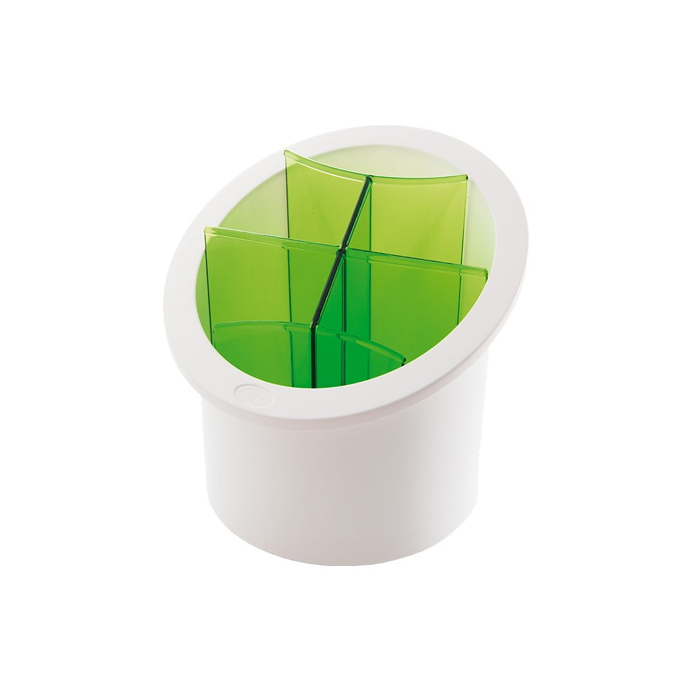 Zelený stojan na příbory Snips Cutlery Snips