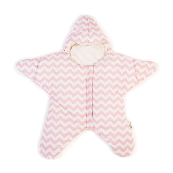 Dětský spací vak Star Light Pink M