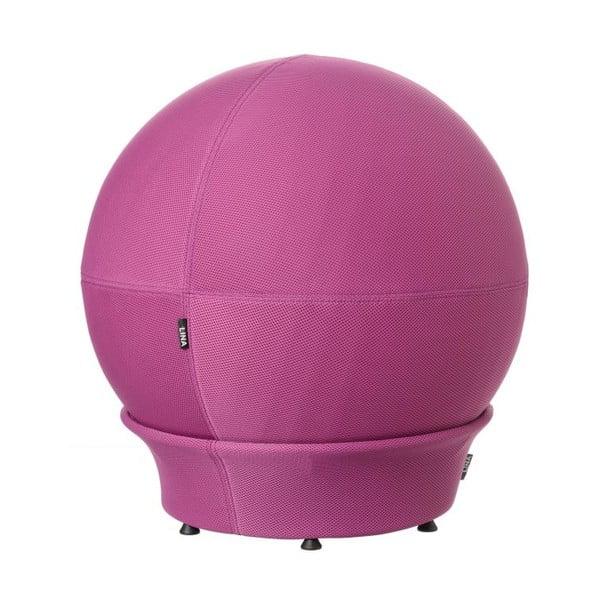 Sedací míč Frozen Ball Radiant Orchid, 55 cm