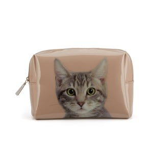Portfard Tabby on Taupe, mare