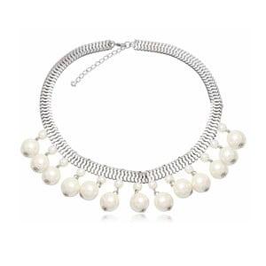 Náhrdelník Pearl White Drops