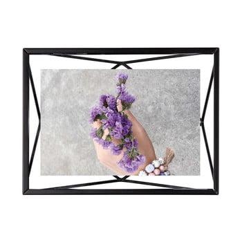 Ramă foto Umbra Prisma, 10 x 15 cm, negru imagine