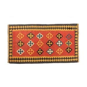 Ručně tkaný koberec Kilim 20, 189x100 cm