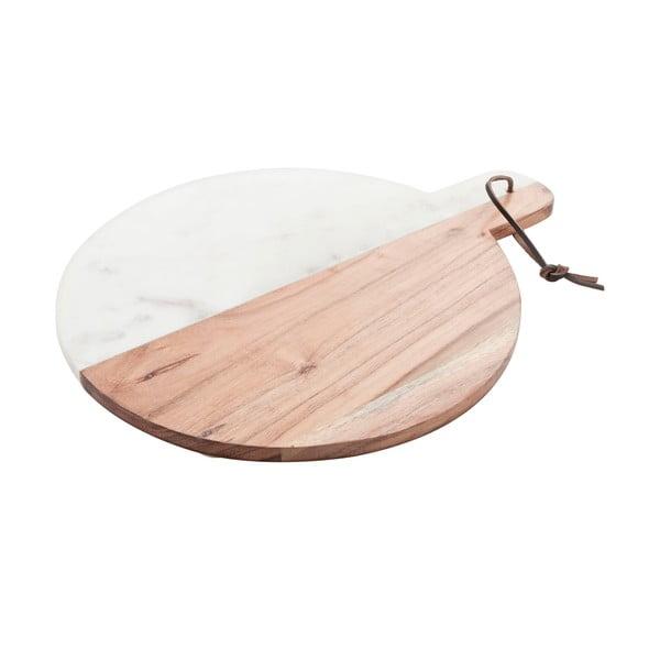 Mramorové prkénko Cosy&Trendy Marble, 30x37cm