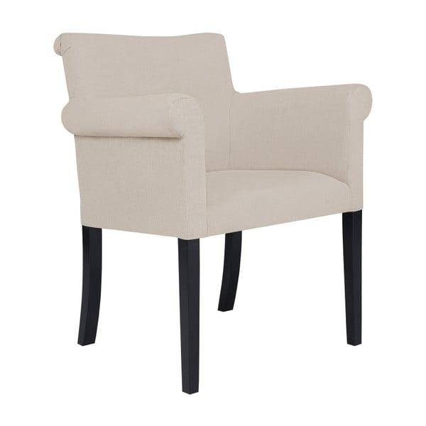 Béžová židle Kooko Home Harp