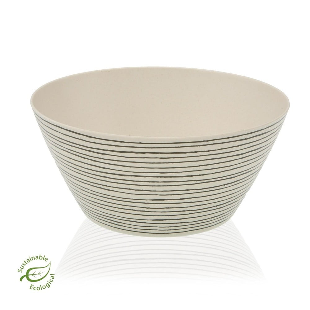 Bambusová miska Versa Lines, ø24,5cm