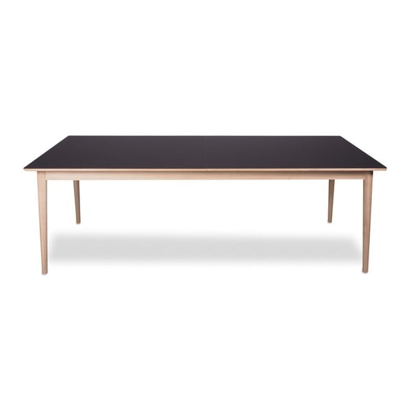 Jedálenský stôl WOOD AND VISION Sesame Linoleum, 220 × 95 cm