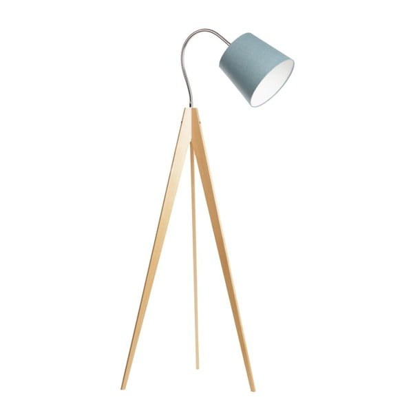 Stojací lampa Artist Flex Light Blue/Lacquered
