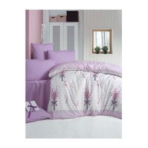 Lenjerie de pat cu cearșaf Finkfoyd, 200 x 220 cm