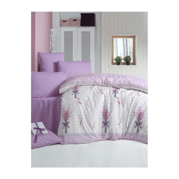 Bavlnené obliečky s plachtou a 2 obliečky na vankúše Finkfoyd, 200×220 cm