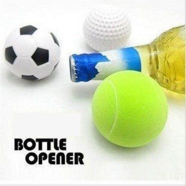 Akustický otvírák lahví Fotbal