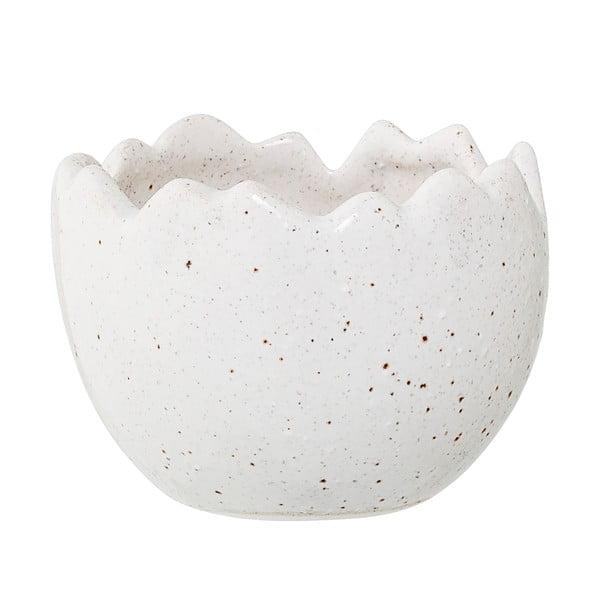Easter fehér agyagkerámia virágtartó, ⌀8,5cm - Bloomingville