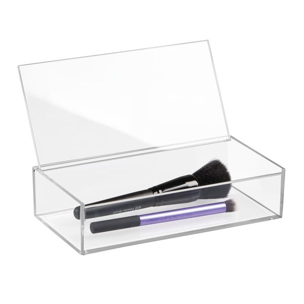 Organizator transparent iDesign Clarity Box