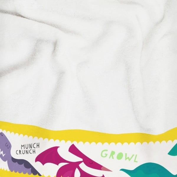 Set osušky a ručníkuLittle W Dinosaurus