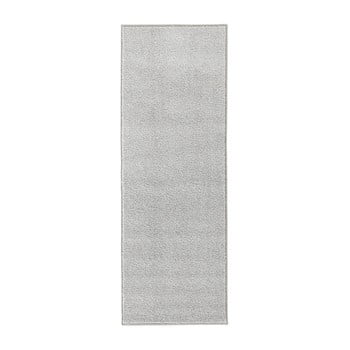 Covor Hanse Home Pure, 80 x 300 cm, gri deschis imagine