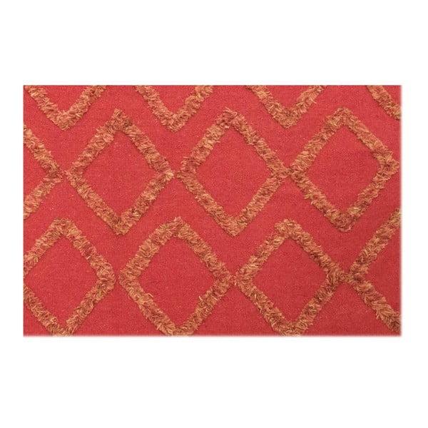 Vlněný koberec Kilim 601, 140x200 cm