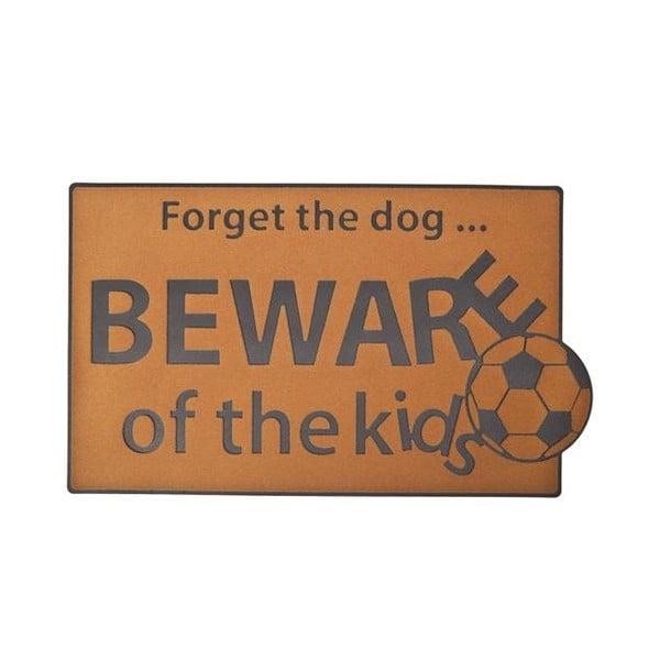 Rohožka Beware of the kids
