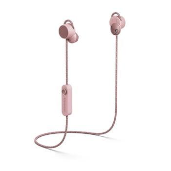 Căști audio In-Ear Bluetooth Urbanears JAKAN Powder Pink, roz de la Urbanears