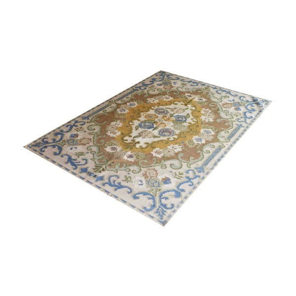 Ručně tkaný koberec Kilim Flowers 163, 160x230 cm
