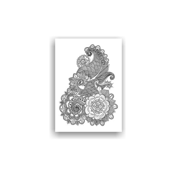 Obraz k vymalování Color It no. 38, 70x50 cm