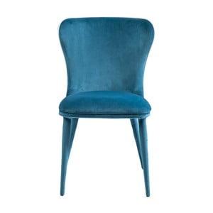 Modrá jídelní židle Kare Design Santorini