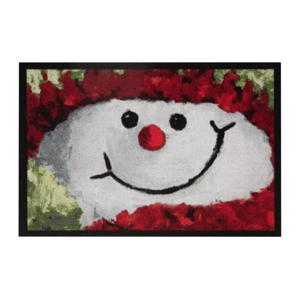 Rohožka Hanse Home Snowman, 40x60 cm