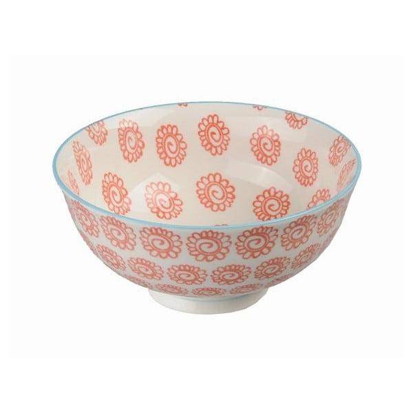 Porcelánová miska Orient Red, 12x5,6 cm