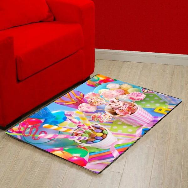 Vinylový koberec Candy, 52x75 cm