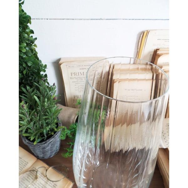 Skleněná váza Orchidea Milano Lussiano