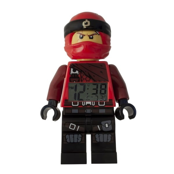 Ninjago Kai ébresztőóra - LEGO®