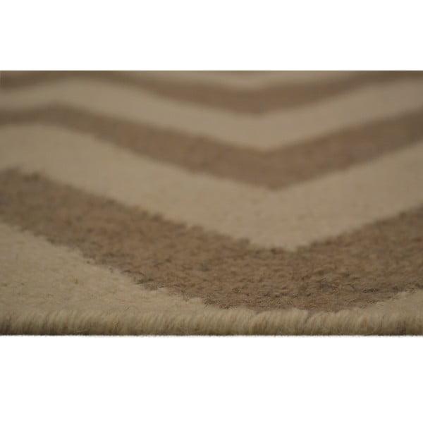 Vlněný koberec Kilim JP 10, 150x240 cm