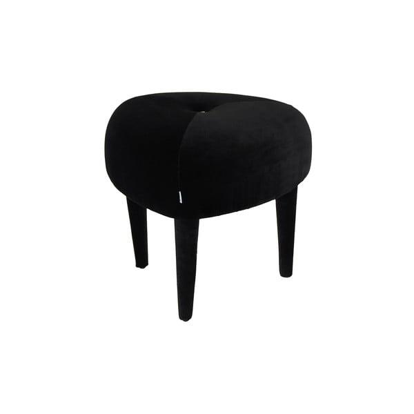 Stolička Odo Black