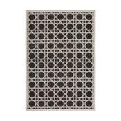 Koberec Tropical 310 Black, 160x230 cm