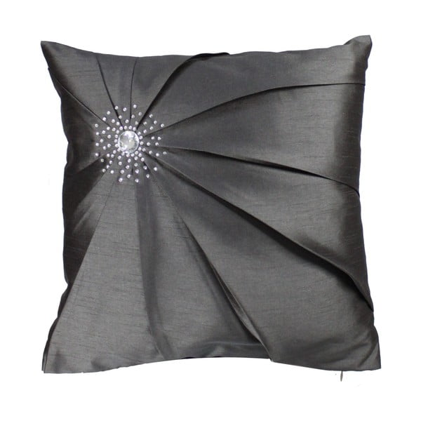 Dekorační polštář CIMC Diamante Charcoal