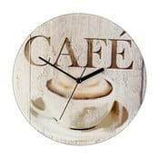 Ceas perete Wenko Coffee, 27 cm