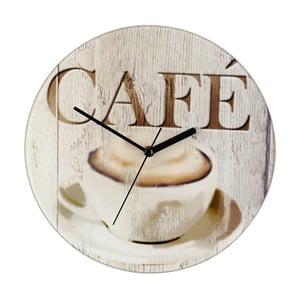 Nástěnné hodiny Wenko Coffee, 27 cm