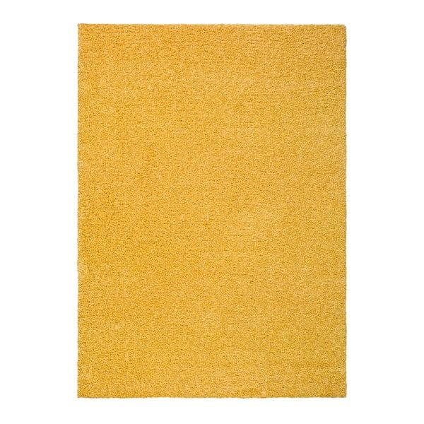 Żółty dywan Universal Taipei, 57x110 cm