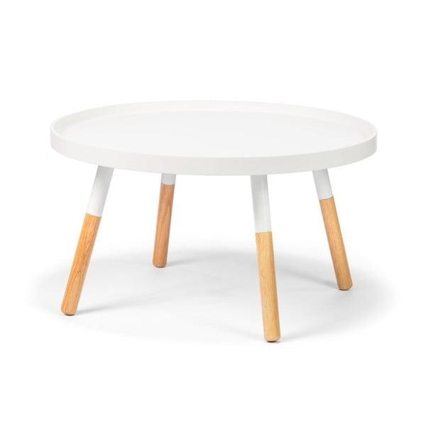 Biały stolik loomi.design Lora