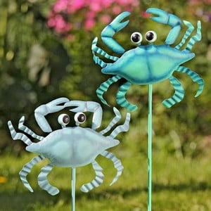 Sada 2 zahradních zapichováků Crab