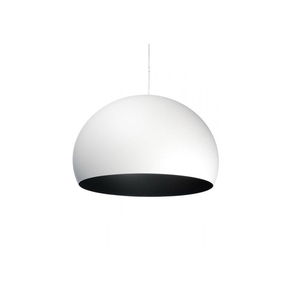 Bílé stropní svítidlo Kartell Fly, ⌀ 38 cm
