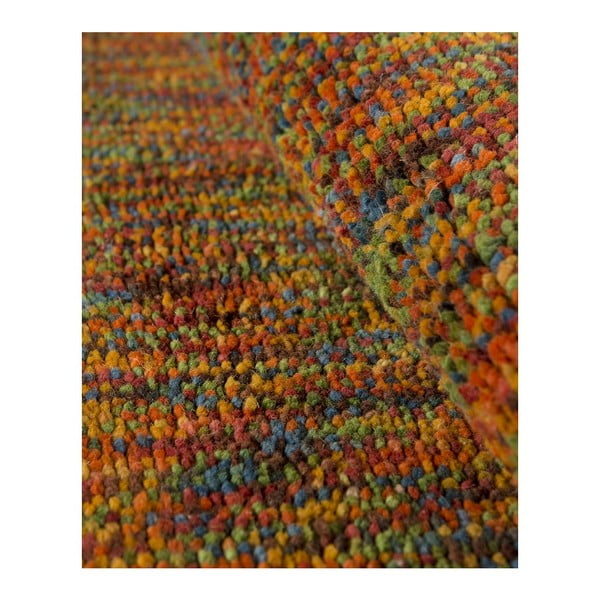 Vlněný koberec Tatoo 110 Multi, 170 cm