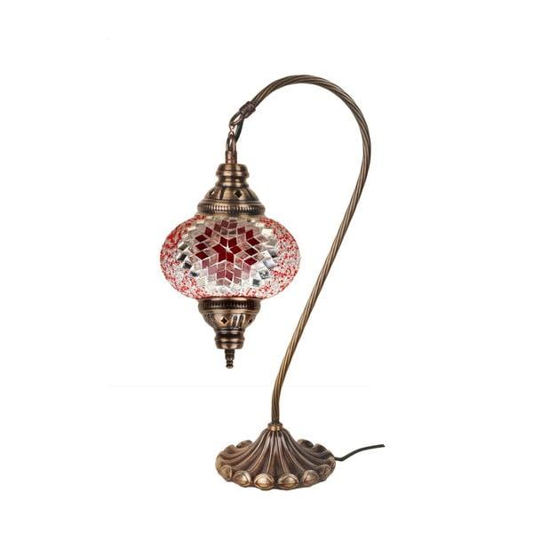 Skleněná lampa Fishing XII, 17 cm