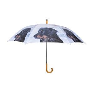 Modrý deštník s pejsky Esschert Design