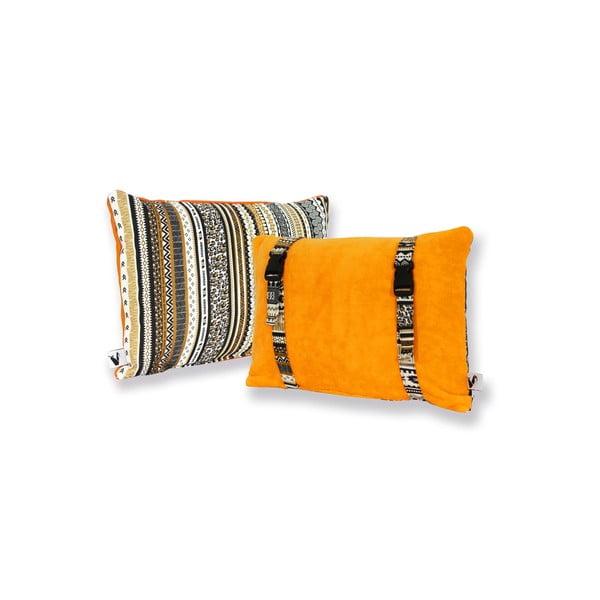 Voděodolný a oboustranný polštářek Dream Pillow Carrot Tribal