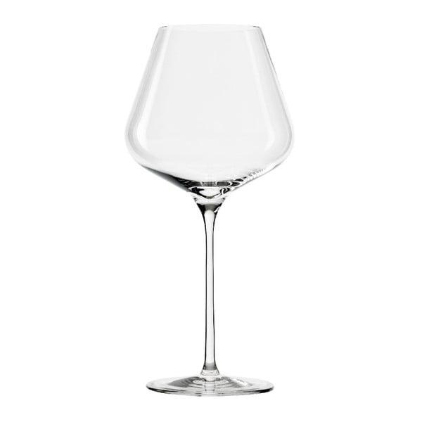 Set 6 sklenic Quatrophil Burgundy, 708 ml